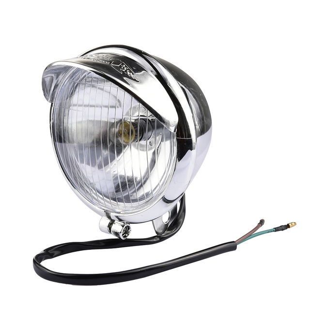 sepp 1pc Motorcycle Refitment Headlamp Simple Installation Auxiliary ...