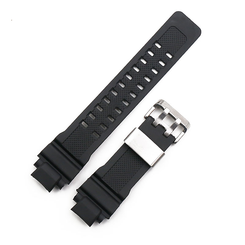 Men's Resin Strap Watch Accessories Pin Buckle For Casio Gw1100 GA1000 GW4000 G1400 GWA1000fc Sports Waterproof Watch Band