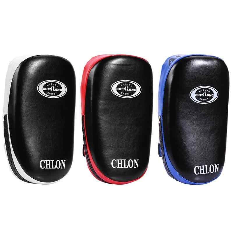 Boxing Strike Kick Focus Pad MMA Muay Thai Punch bag Shield Training Target