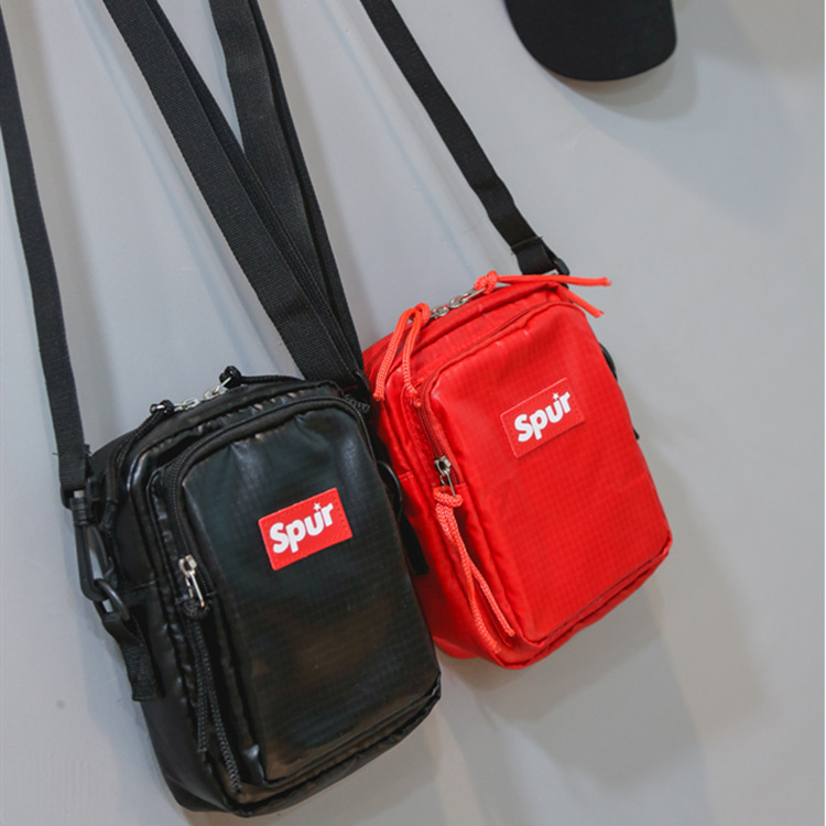 La MaxZa 2018 Supreme Handbags!Hot All-match men Shoulder&Crossbody bags Traveller Holder Top Versatile Male Zipper Carrier