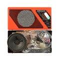 DIY kit ZX921 Si 8 tubo oito superheterodino rádio kit DIY materiais de formação de ensino/suite eletrônica diy