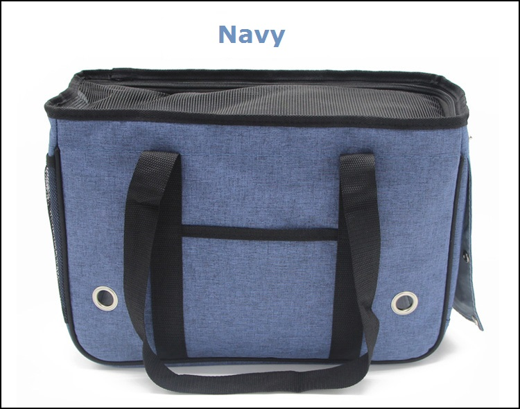 FC79 Free shipping Fashion Pet Carrying Bag Breathable Travel dog bag carrier for Small Puppy dog Cats Portable Handbag
