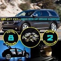 8x 자동차 인테리어 LED 키트