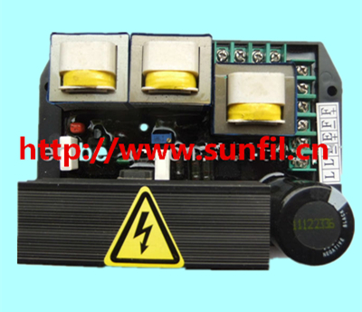 High quality Gasoline&diesel generator accessories AVR ,three phase,automatic voltage regulator,Free shipping fast shipping 6 pins 5kw ats three phase 220v 380v gasoline generator controller automatic starting auto start stop function