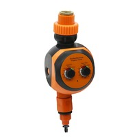 Dial knob Watering Timer Irrigation Garden Water Timer Plastic Electronic Controller for Garden,Yard Irrigation System