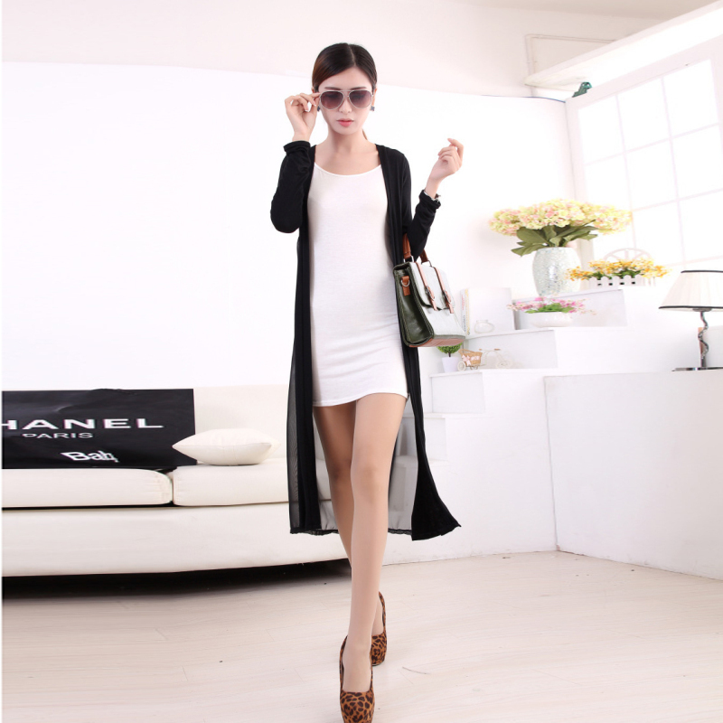 75f07a53ba9 Buy maxi summer coat and get free shipping on AliExpress.com
