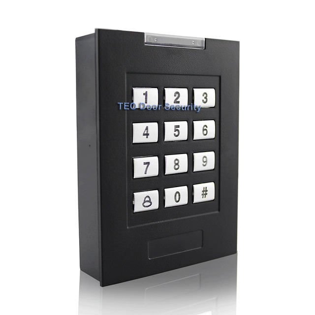 Online Shop Keypad Door Access Control Rfid Card 1000 Users Entry