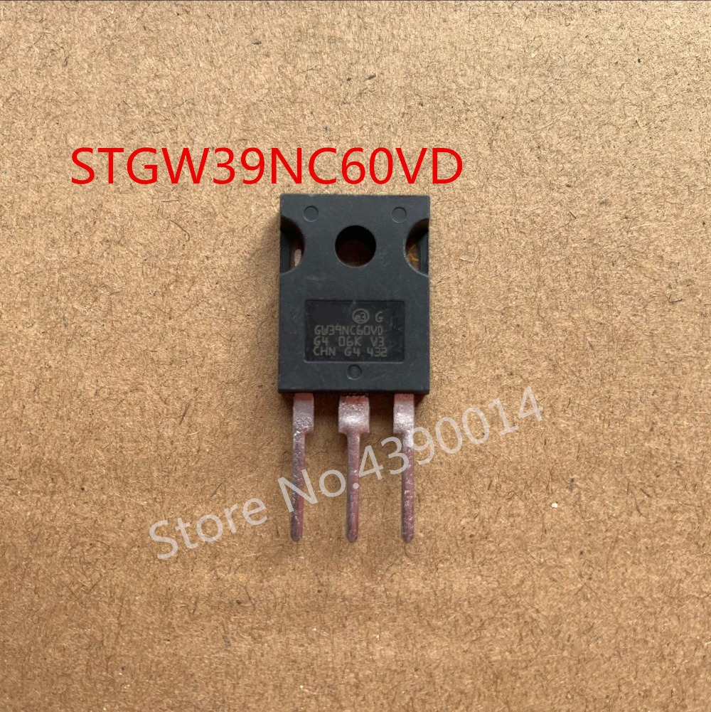 50 pcs/lot 39NC60VD STGW39NC60VD TO24750 pcs/lot 39NC60VD STGW39NC60VD TO247