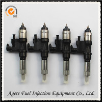 Good quality diesel fuel denso injector 095000 5471 with nozzle DLLA158P854