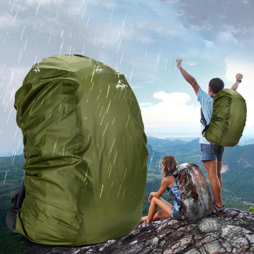Chống Thấm Nước Co Giãn Có Thể Điều Chỉnh Ba Lô Mưa Cho Outddoor Cho Cắm Trại, Leo Núi