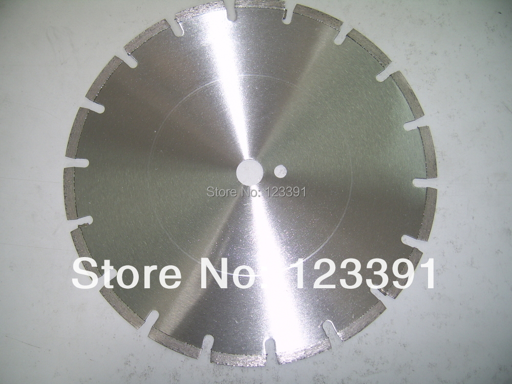 Promotion sale of 1pc road cutting laser welded diamond saw blades 350*50/25.4*12mm for asphalt/concrete cutting with U slot 230x10x22 23mm laser welded turbo diamond saw blade for cutting iron copper ipe granite concrete and marble