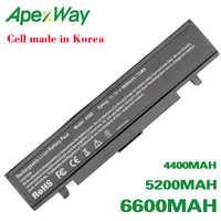 ApexWay battery for Samsung R520 R522 R525 R528 R540 R580 R610 R620 R718 R720 R728 R730 R780 RC410 RC510 RC530 RC710 RF411
