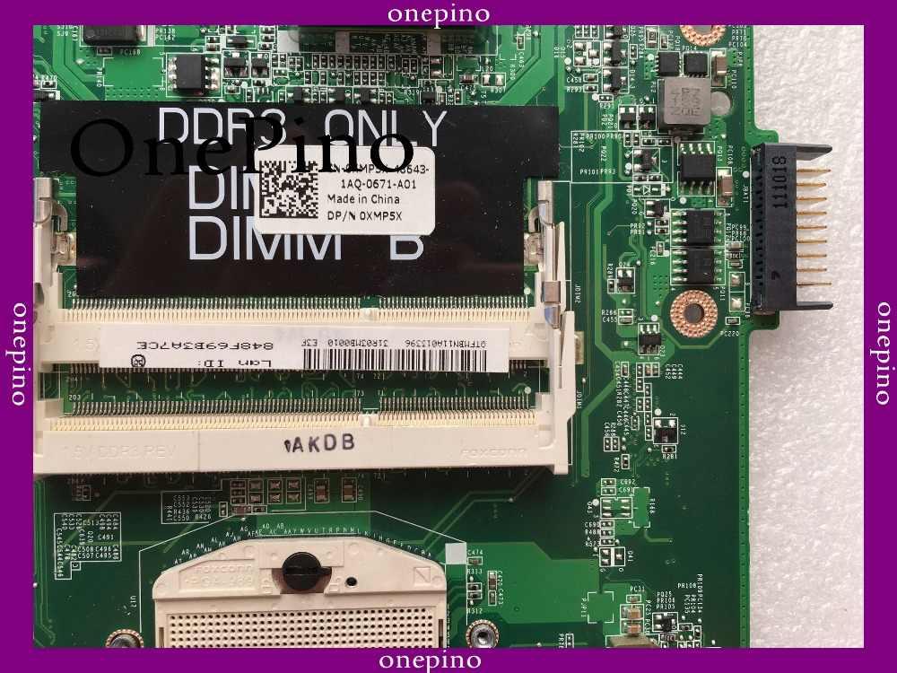 Saham XMP5X 0XMP5X Cocok untuk Dell Inspiron 17R N7110 Papan Utama DA0R03MB6E1 31R03MB0010 Sepenuhnya Diuji Bekerja