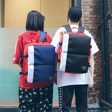 Fashion Unisex Backpack High Quality Computer Bag Men And Women Leisure Travel Bag  Simple Youth Business Bag Student Bag цена