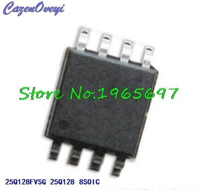 1pcs/lot W25Q128FVSSIG W25Q128FVSIG W25Q128FVSG 25Q128FVSIG 25Q128FVSG 25Q128 IC FLASH 128MBIT 104MHZ SOP-8 In Stock