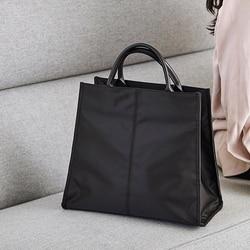 Faltbare supermarkt einkaufstasche Oxford tuch zu kaufen lebensmittel wasserdichte tasche taschen tragbare hohe kapazität tasche