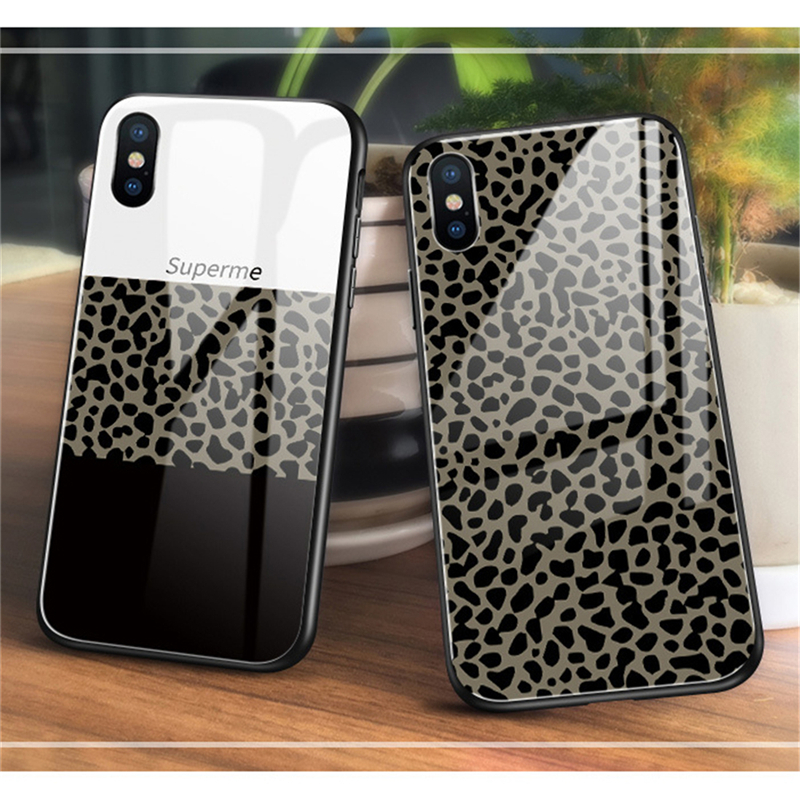 Phone Bags & Cases Discreet Eleteil Leopard Print Phone Cases For Iphone 7 Case 6 6s 7 8 Plus Tempered Glass For Iphone X Xr Xs Max Protective Cover E40 Fragrant Aroma