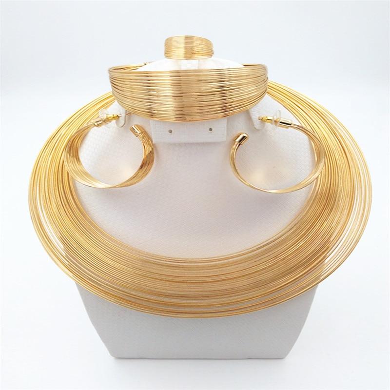 BAUS 2017-ի կլոր Դուբայ էթոպիական - Նորաձև զարդեր - Լուսանկար 1