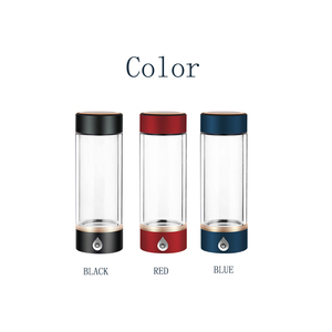 Image 5 - SPE/PEM Hydrogen Water Generator Water Ionizer Bottle Water Purifier Water Filter Separate H2 and O2 High Pure Hydrogen Bottle