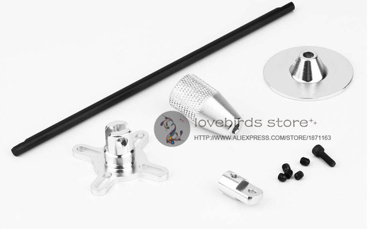 FPV font b GPS b font support Folding antenna holder signal bracket for DIY FPV multirotor