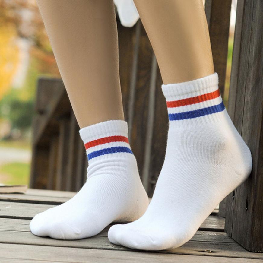 Mens Fashion  Hip Hop Unisex Creative Harajuku Letter Cotton Skateboard Sock Comfortable Socks   Mar 21