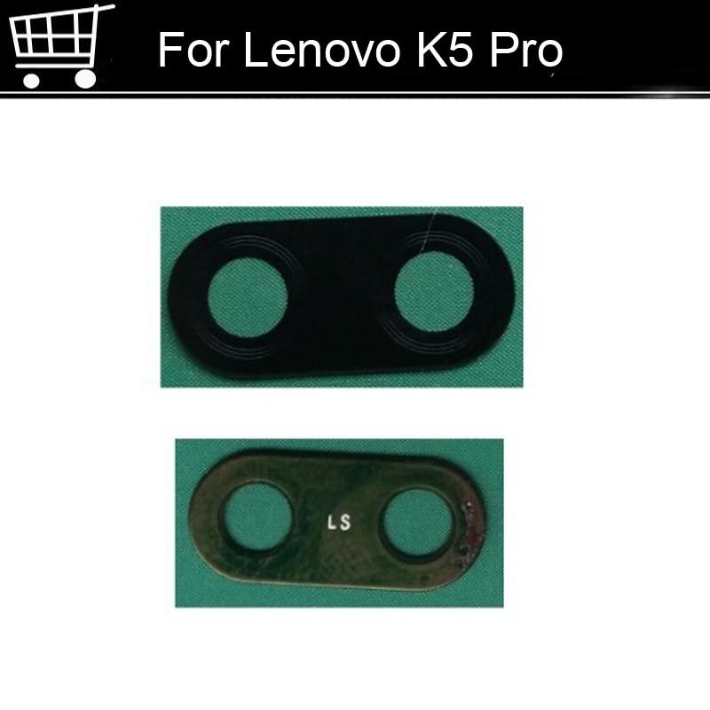 Original For Lenovo K5 Pro L38041 Rear Back Camera Glass Lens For Lenovo K5 Pro L38041 Repair Spare Replacement L38041