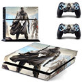 DESTINY PS4 Vinyl Decal Protective Skin Cover Sticker for Sony PS4 Console And 2 Dualshock Controllers