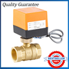 High Voltage Explosion Proof Electric Ball Valve DN15 1 6 Mpa
