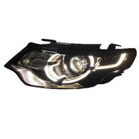 Daytime Drl Running Styling Luces Led Para Auto Assessoires Car Lighting Headlights Rear Lights FOR Land Rover Discovery Sport