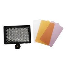 CN-160 LED Video Light for Camera DV Camcorder Lighting 5400K