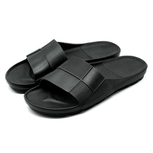 GieniG/Летняя Повседневная Домашняя обувь на плоской подошве; мягкие домашние тапочки для мужчин