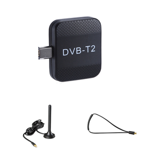 Image 5 - Mini Portable DVB T2 DVB T Receiver Micro USB Tuner HD TV Stick On Android Phone Pad Watch DVB T2 DVB T Live TV Dongle