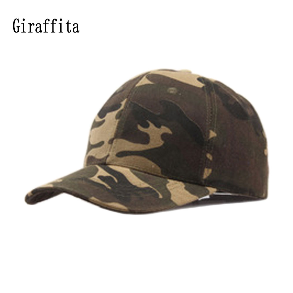 Men and Women Camouflage Half Mesh Army Hat Hiking Cap Desert Jungle Snap Cap Hats for Outdoor Sport
