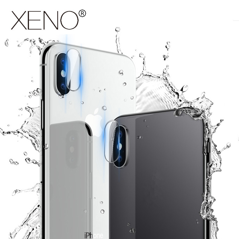 Camera Lens Film For iPhone X 8 7 plus Screen Protector iPhone 8plus 7Plus No Glass Film Screen Protective Protector Cover Lens