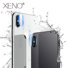 2Pcs Camera Lens Film For iPhone X 8 7 plus Screen Protector XS MAX 8plus 7Plus Protective Cover