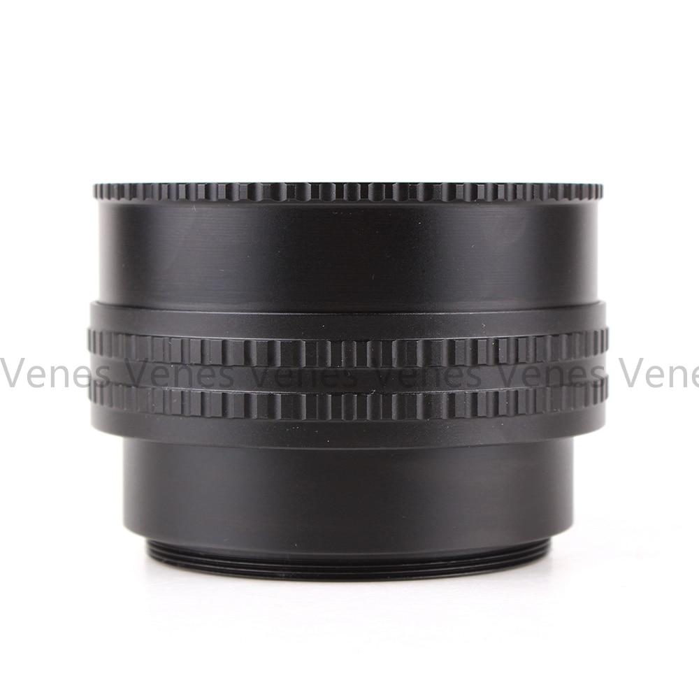 Venes Macro Tube Adapter 25-55mm M65 to M65 მთაზე - კამერა და ფოტო - ფოტო 3
