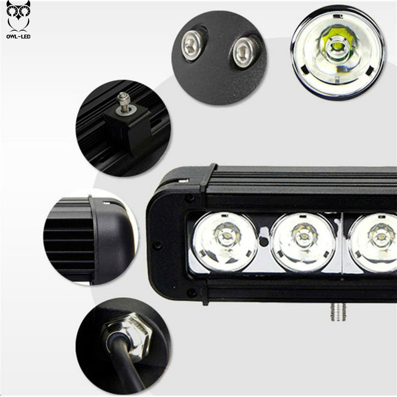 Hot Selling LED Work Light Bar for Tractor Boat OffRoad 4WD 4x4 Car Truck SUV ATV