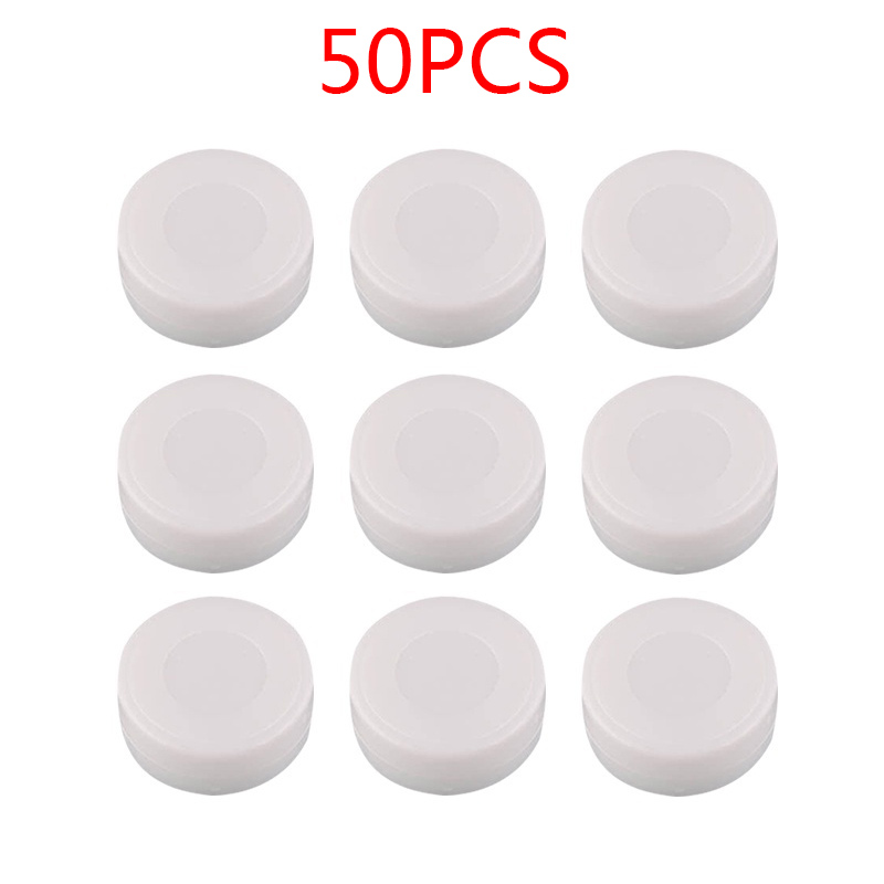 New 50pcs Toy Rattle Box Repair Fix Toy Noise Maker Insert Pet Baby Toy Squeaker 22mm High Quality BM