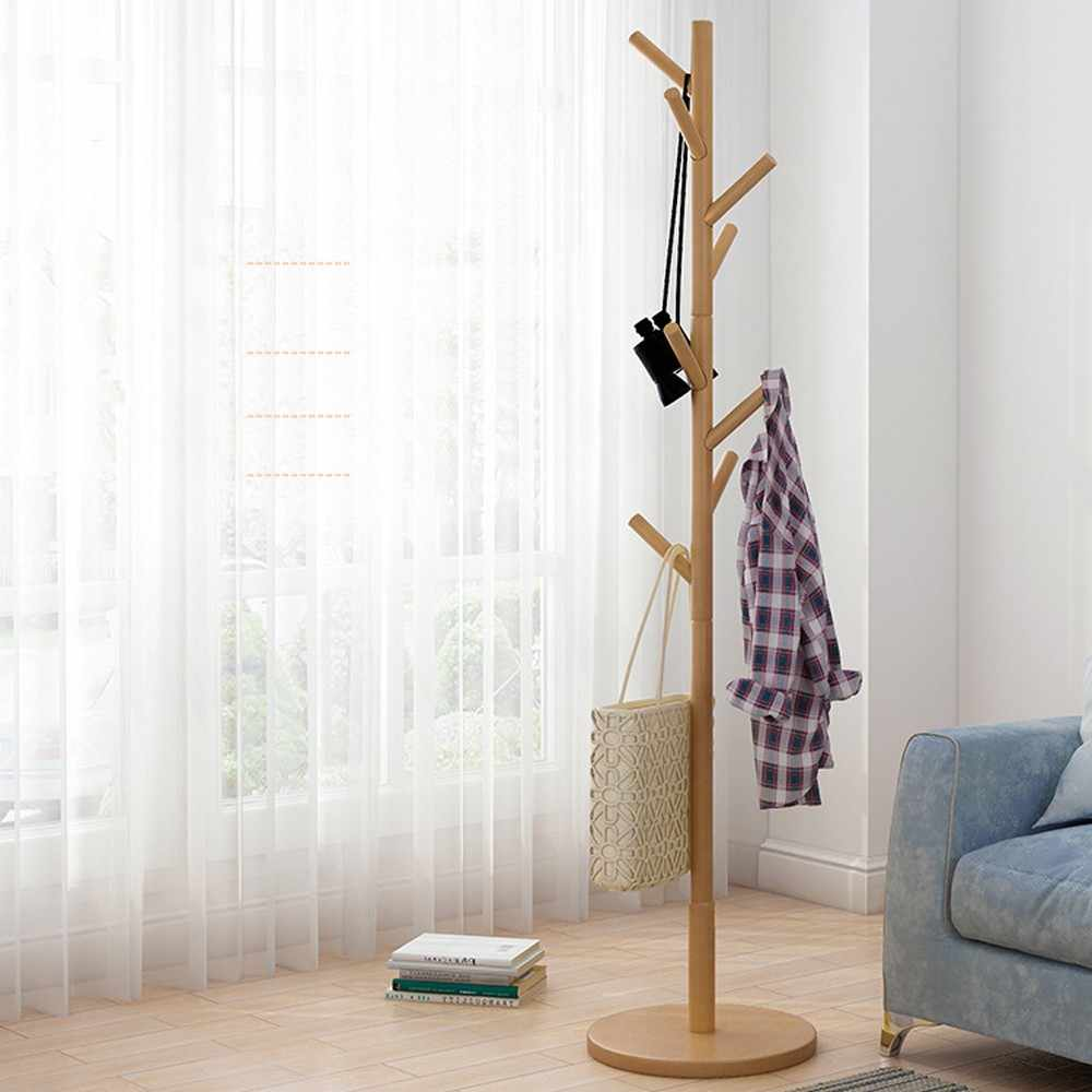 kitchen tools Coat Rack Hanger Floor Bedroom Multi-function Rack Simple Clothes Rack Home kitchen accessories