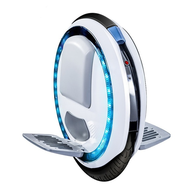 Electric Unicycle One Wheel Bluetooth Hoverboard Single