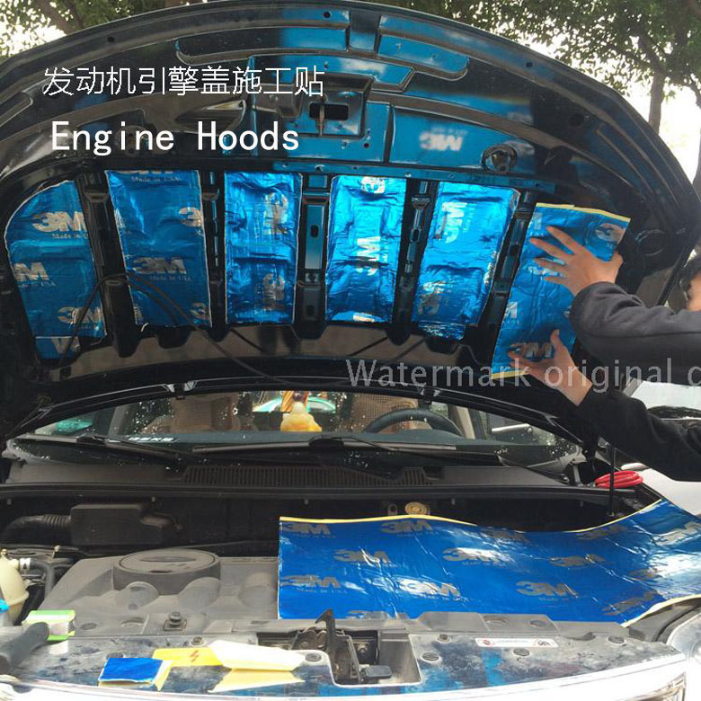 ... Car trunk door soundproofing insulation Drop soundboard Deadening Acoustic panels Noise pad Shockproof board d&ing glue ... & glue granite Picture - More Detailed Picture about Car trunk door ... Pezcame.Com