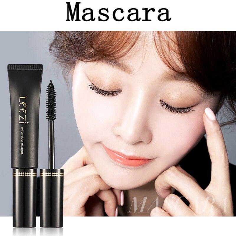 Mascara Thick Curly Long-lasting Waterproof Anti-perspiration No Make-up Non- Seasickness Mascara