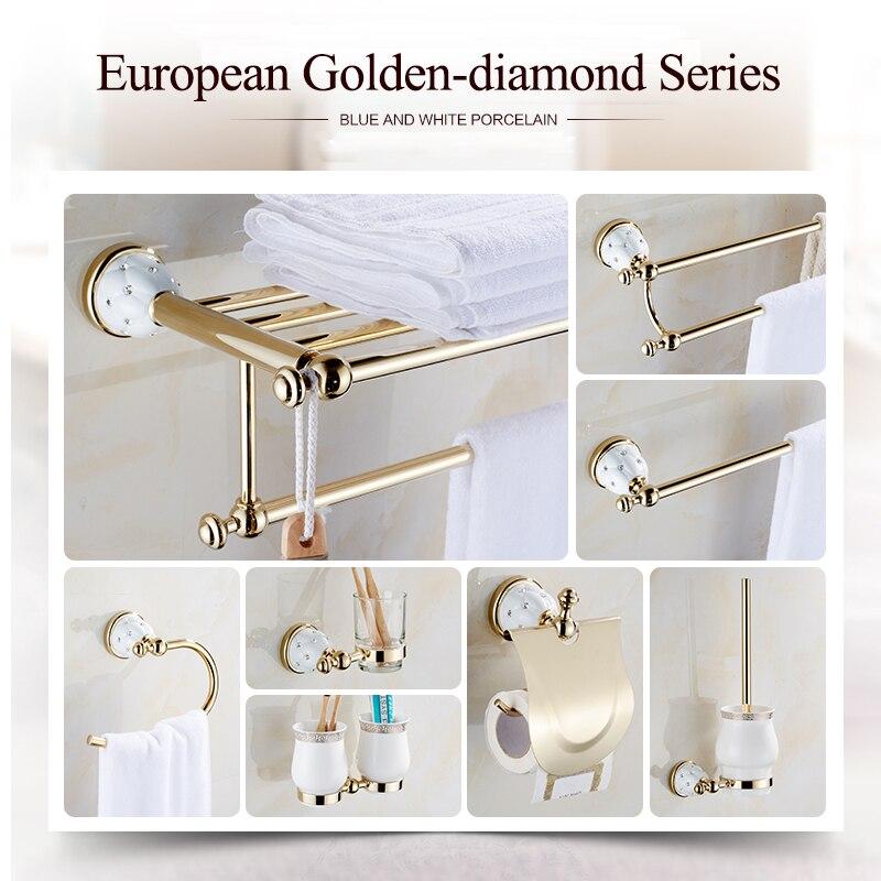 11 2 Htb1hs3vbntkjjsszeq6au2vxai Quyanre Frap Wanfan Golden Diamond Bathroom Hardware Set Stainless Steel Finish
