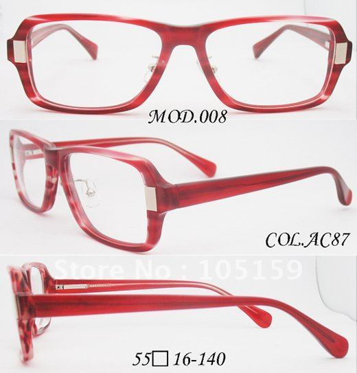 Hand made acetate optical frames,free shipping,retail,high level,hot sale,best price,good quality(MOD008)