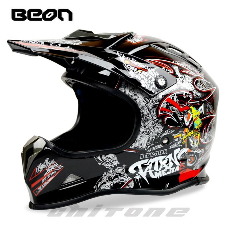 Buy new arrival beon helmet motocross - Casque de motocross ...