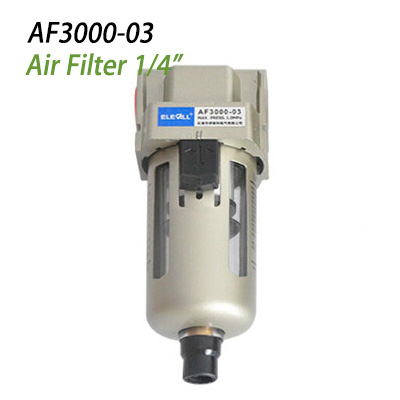 Pneumatic Air Water Filter AF3000-02 1/4 inch bf2000 02 pneumatic componment air filter