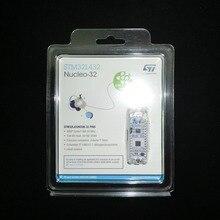Макетная плата для микроs, 1 шт., x 16/32 бит, с STM32L432KCU6 MCU NUCLEO L031K6