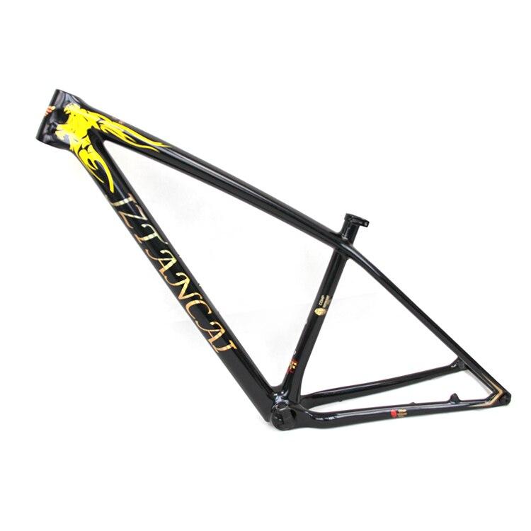 2019 EPIC Chameleon Full T1100 Carbon Fiber MTB Rigid Bike Frame 29e 27.5er 650b X 15