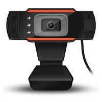 BASIX USB2.0 Web Camera 640*480 Ad Alta Definizione Webcam microfono Incorporato con MICROFONO Clip-on Webcam per Skype Compute