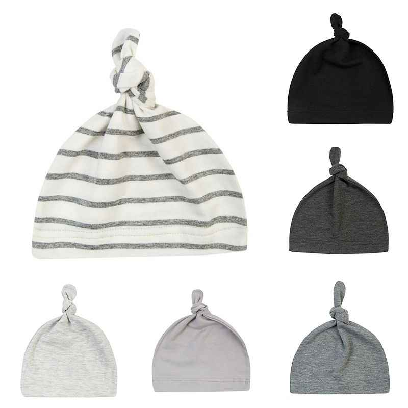 Infant Baby Kids Soft Cotton Hat Newborn Photography Props Boy Girl Toddler Winter Warm Hat Caps